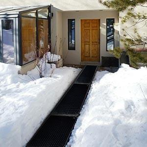 HOTflake Heated Walkway / Driveway Mat