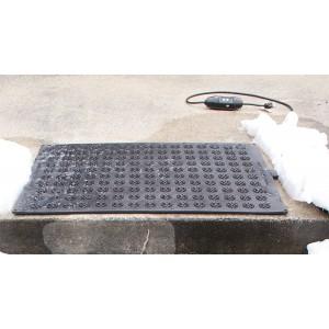 Heated Flakes Premium Snow Melting Doormat